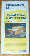 "Pikestuff #541-0007 (HO Scale) Retail/Warehouse Center4-1/4 x 8-1/4"" 10.8 x 21cm"