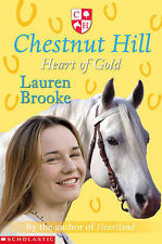 "Heart of Gold (Chestnut Hill), Lauren Brooke, ""AS NEW"" Book"