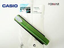 CASIO ORIGINAL STRAP/BAND BG-370SV-3VZT NOS