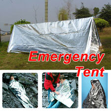 Emergency Tent Tube Survival Camping Shelter Emergencies Sporting Outdoor New hv