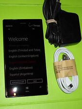 Unlocked Verizon Nokia Lumia 928 4G LTE GSM 32GB Windows Smartphone Black