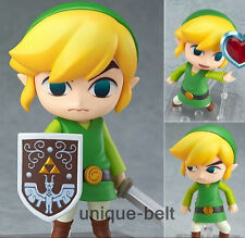 "New In box The Legend of Zelda Link Wind walker ver. Action Figure Toy 4"" Gift"