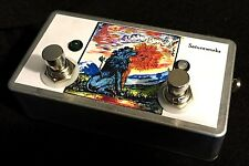 Saturnworks Passive A/B/Y ABY AB A/B Guitar Switch Pedal, Handcrafted in the USA