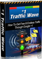 How To Get Free Traffic With Google Plus 1 PDF eBook With Resell Master Rights