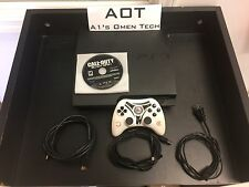 Used PS3 Slim w/ Control And Game