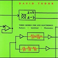 Three Works for Live Electronics by David Tudor