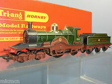 "TRI-ANG HORNBY RAILWAYS MODEL R354 GWR 4-2-2 ""LORD OF THE ISLES""   MIB"