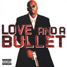 Love and a Bullet  MUSIC CD
