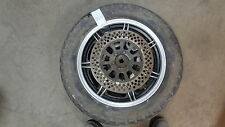 1979 Yamaha XS1100 XS 1100 Y311' rear wheel rim 16in w/ brake rotor disc