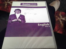 home school schooling english disc 5  new sealed dvd educating education
