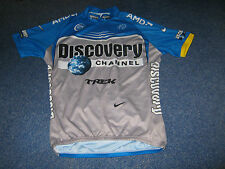 DISCOVERY CHANNEL TREK NIKE ITALIAN CYCLING JERSEY [XL]