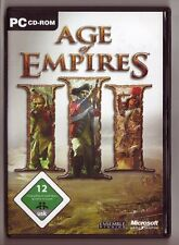 Age of Empires 3 III gioco PC