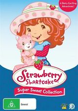 Strawberry Shortcake - Super Sweet Collection (DVD, 2009, 6 Disc) Region 4 New