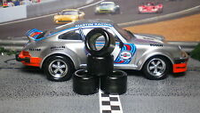"""XPG"" URETHANE SLOT CAR TIRES 2pr PGT-20126-XPG fit NINCO Porsche 934"