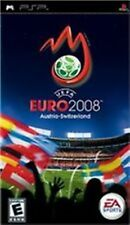 UEFA Euro Soccer 2008 PlayStation Portable NEW factory sealed
