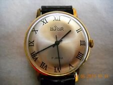 Vintage Le Jour  Men's Watch canterbury-w germany Jewelers 17 Jewels