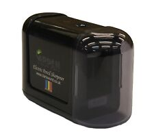 Arpan Black Automatic Electric Battery Operated Desktop Pencil Sharpener  V-3-BK