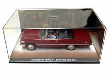 JAMES BOND 007 Movie Car Collection #54  CHEVROLET IMPALA LIVE & LET DIE
