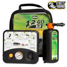 Mini Roadster Smart Slime Emergency Tyre Repair Compressor 1-2 Go Kit