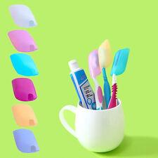 3stk Zahnbürste Deckel Cover Toothbrush Brush Cap Reise Werklzeug Zufällig