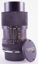 TAMRON ADAPTALL 2 90mm F/2.5 MANUAL FOCUS MACRO LENS FOR NIKON SLRs DSLRs