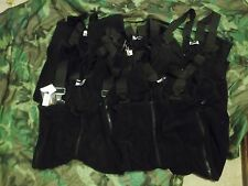 LOT OF 5 US MILITARY POLARTEC COLD WEATHER OVERALLS MED S/R