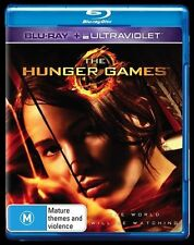 The Hunger Games : NEW Blu-Ray