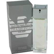 EMPORIO ARMANI DIAMONDS by Armani 2.5 oz / 75 ml EDT Spray Men NEW IN BOX SEALED