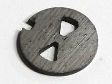 70-3822, 68-0130 TRIUMPH BSA A65 BREATHER DISC - NEW OLD STOCK