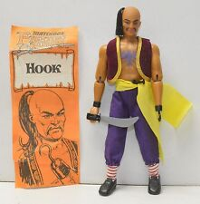 FIGHTING FURIES Matchbox Pirates 1974 HOOK Action Figure GREAT SHAPE, CLEAN!