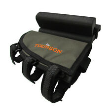 Tourbon Gun Stock Holder Cheek Rest Pad Piece Rifle Bullets Ammos Pouch Hunting