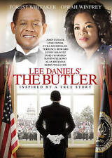 Lee Daniels The Butler (DVD, 2014) New
