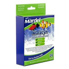 FRITZ AQUATICS - MARDEL MARACYN (24 COUNT)  FRESH AND SALT WATER AQUARIUMS
