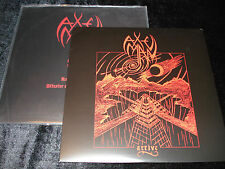 AXEMAN Arrive LP blackened punk Volahn BLACK TWILIGHT CIRCLE tukaaria kallathon
