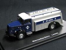"""Schuco Mercedes-Benz L 6600 Tankwagen 1:43 """"Aral"""" (JS)"""