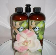 Wen Cleansing Conditioner Shampoo 2x 16oz = 32oz SPRING ORANGE BLOSSOM Chaz Dean
