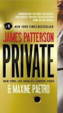 Complete Set Series - Lot of 10 Private books by James Patterson