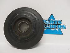 PPD Ski-Doo Bogie Idler Wheel 117mm Shaft Dia 25mm BRP Bombardier Black 2