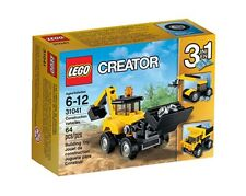 LEGO Creator 31041 Construction Vehicles Set Box Sealed TOY