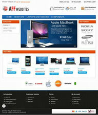 PROFESSIONAL ECOMMERCE ONLINE STORE SHOPPING CART WEBSITE FOR ANY BUSINESS