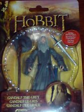THE HOBBIT - AN UNEXPECTED JOUNEY - GANDALF THE GREY ACTION FIGURE NEW RARE