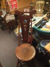 PA Couple Bought This Spinning Wheel Chair Contact Me Universal Statuary Woman