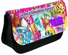 SHOPKINS PERSONALISED PENCIL CASE