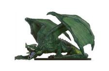 D&D Miniatures Elder Green Dragon #15 Legendary Evils