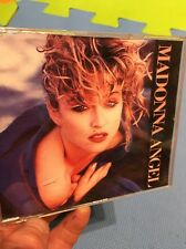 Madonna:Angel/Into The Groove CD Single Made In Germany YELLOW Disc 1985 Sire