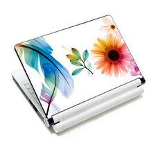 "White Laptop 12'' 13"" 14"" 15"" 15.6"" Tablet Sticker Skin Cover Decal PC Protector"