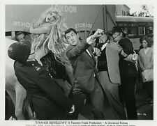 GINA LOLLOBRIGIDA ROCK HUDSON STRANGE BEDFELLOWS 1965 VINTAGE PHOTO ORIGINAL #3