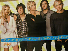 R5, Ross Lynch, Bethany Mota, Double Full Page Pinup