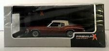 "1972 Buick Riviera Coupe Premium X Limited Edition 1:43 Scale  ""NEW""  LAST ONE"