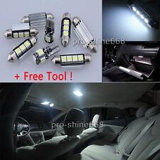 Canbus For Mini Cooper R 56 07-10 Interior Package Kit 13 LED Light Xenon White